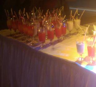 Leckere Cocktails Sunis Elita Beach Resort
