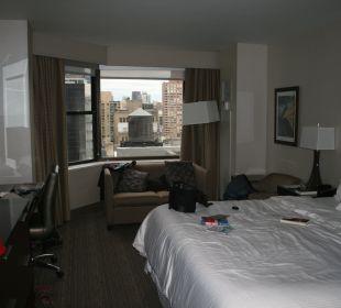 Zimmer 3205 Hotel Westin New York Grand Central