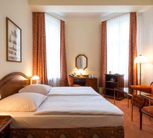 Zimmerbeispiel Hotel Residenz Berlin