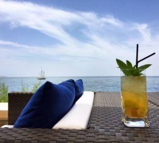 Chill-Out-Bereich Hotel Bendinat