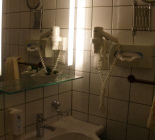 Badezimmer Parkhotel Brunauer
