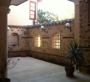 Innenbereich Mediterra Art Hotel