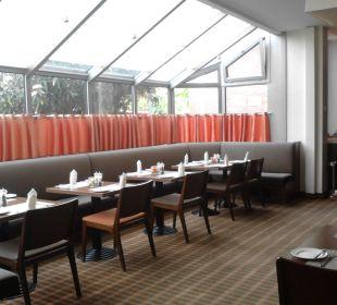 Wintergartenplätze Hotel Mercure München Neuperlach Süd