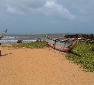 Plaża  Hotel Ranweli Holiday Village