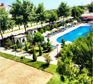 Volleyball Irem Garden Hotel Family Club