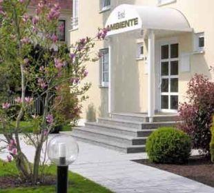 Hotel Ambiente außen Hotel Ambiente (Hotelbetrieb eingestellt)