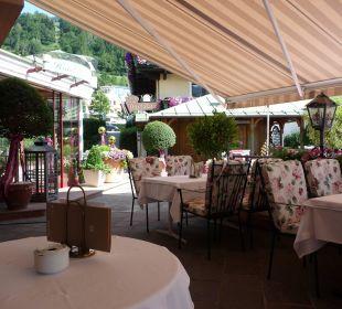Sonnenterrasse Alpines Lifestyle Hotel Tannenhof