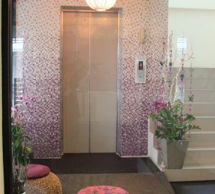 Fahrstuhl Hotel Lilac Relax-Residence
