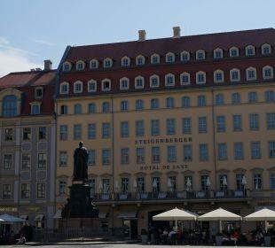 Gar nicht so groß Steigenberger Hotel de Saxe