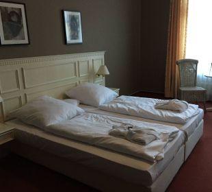Betten Hotel Wyndham Garden Quedlinburg Stadtschloss