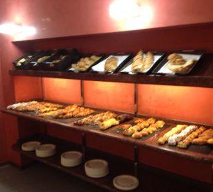 Frühstück Hotel Platjador