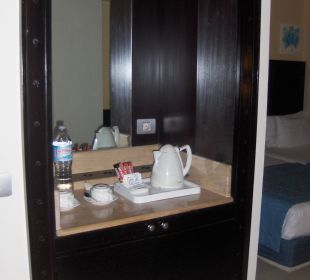Tea and coffee Hotel Reef Oasis Blue Bay