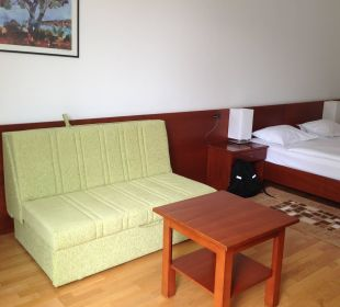 Schlafzimmer Hotel Queen of Montenegro