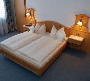 Unser Zimmer ganz neu renouviert Aktivhotel & Gasthof Schmelz