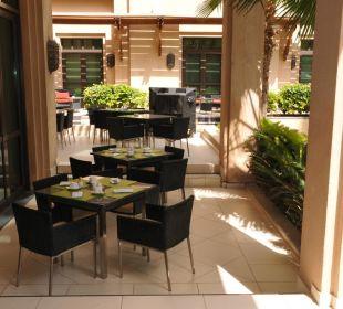 Terrasse Vida Hotel Downtown Dubai