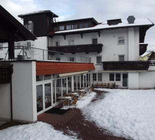 Terrasse Hotel Hotel Edelweiß