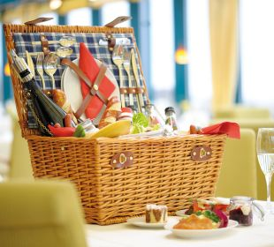 Picknickkorb Travel Charme Ostseehotel Kühlungsborn