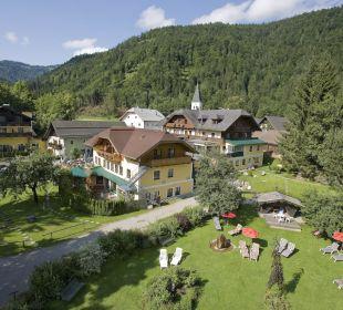 Hausansicht Ebner's Wohlfühlhotel Gasthof Hintersee