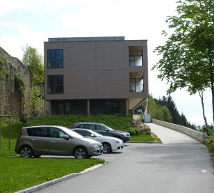 Anfahrt Hotel, Parkplätze Hotel Schatz.Kammer Burg Kreuzen