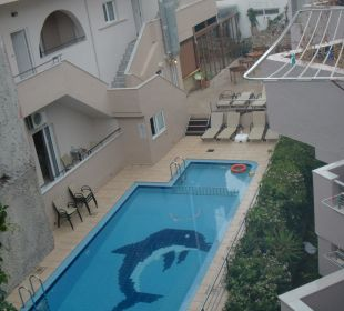 414 - Familienzimmer - Innenhof anderes Hotel Hotel Corissia Beach