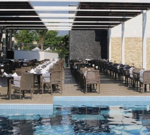 Hauptrestaurant - aussen Sensimar Belek Resort & Spa