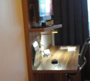 Schreibtisch Holiday Inn Express Hotel Bremen Airport