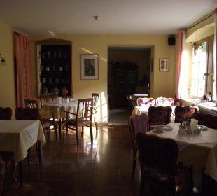 Teil des Restaurants Ettrich's Hotel