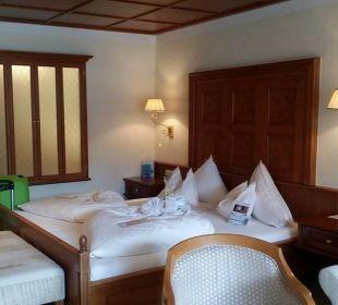 Junior Suite Hotel Post Lermoos