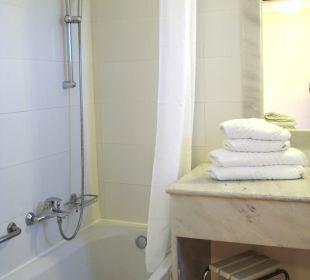 Dusche Hotel Horizon Beach Resort