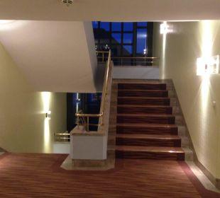 Treppenhaus Welcome Hotel Residenzschloss