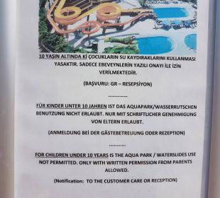 Tipp für Eltern für Aquapark Hotel Royal Dragon