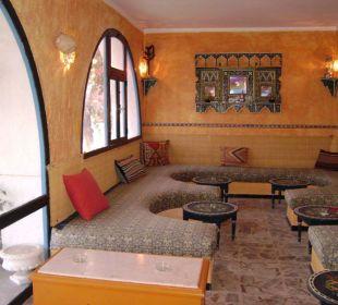 Kawiarnia mauretańska Hotel Sidi Slim