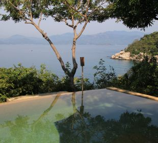 Pool Hotel Six Senses Ninh Van Bay