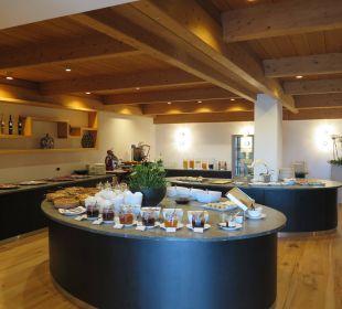 Speisenauswahl Frühstück Beauty & Wellness Resort Hotel Garberhof