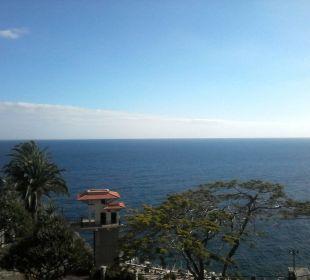 The Cliff Bay Ausblick vom Zimmerbalkon Hotel The Cliff Bay (PortoBay)