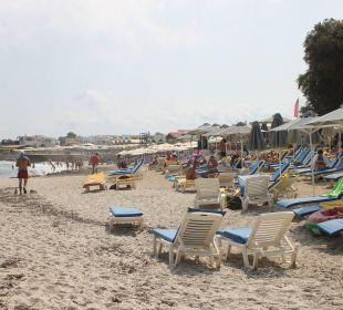 Strandliegen AKS Annabelle Beach Resort