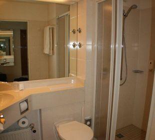 Badezimmer Hotel Ambiente (Hotelbetrieb eingestellt)
