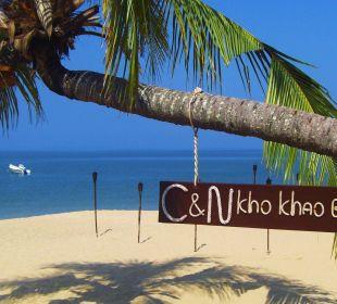Einfach toll.... C&N Kho Khao Beach Resort