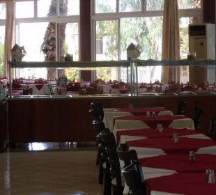 Das Restaurant Hotel Princess Flora