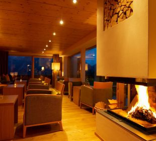 Kamin-Lounge Hotel Mohnenfluh