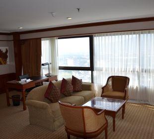 Wohnbereich Hotel Holiday Inn Chiangmai
