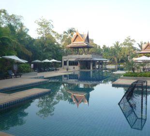 Großer Pool Hotel Mukdara Beach Villa & Spa Resort