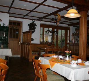 Gaststube Faxe Schwarzwälder Hof Waldulm