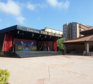 Amphitheater Club Sidera (Vorgänger-Hotel – existiert nicht mehr)