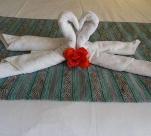 Von der Putzfrau Hotel Side Crown Palace