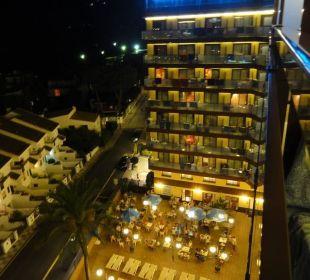 Hotel z zewnątrz H·TOP Calella Palace