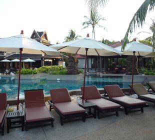 Kleiner Pool Hotel Mukdara Beach Villa & Spa Resort