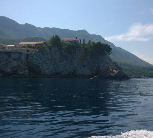 Sveti Stefan Promihalbinsel Hotel Queen of Montenegro