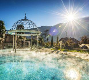 Outdoor -Pool DolceVita Hotel Preidlhof