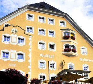 Aussenansicht Hotel Goldener Adler